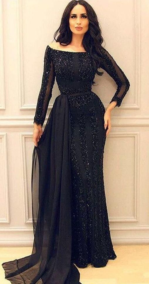 PRIM AND PROPER BLACK DRESSES FOR AFRICAN WOMEN'S