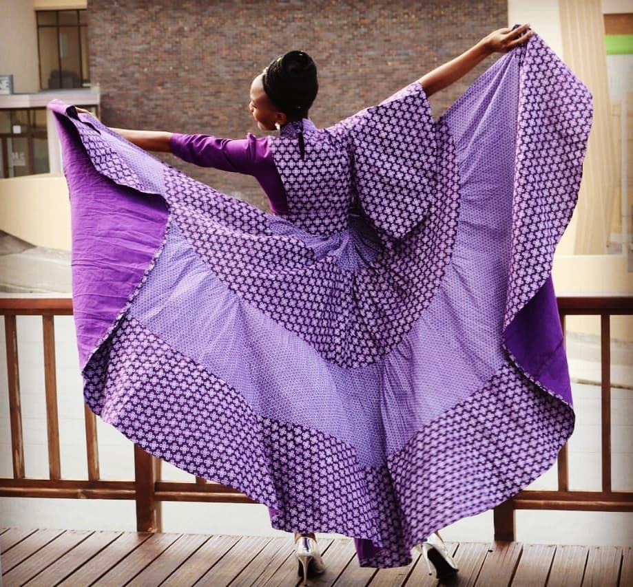 Beautiful Shweshwe Dresses