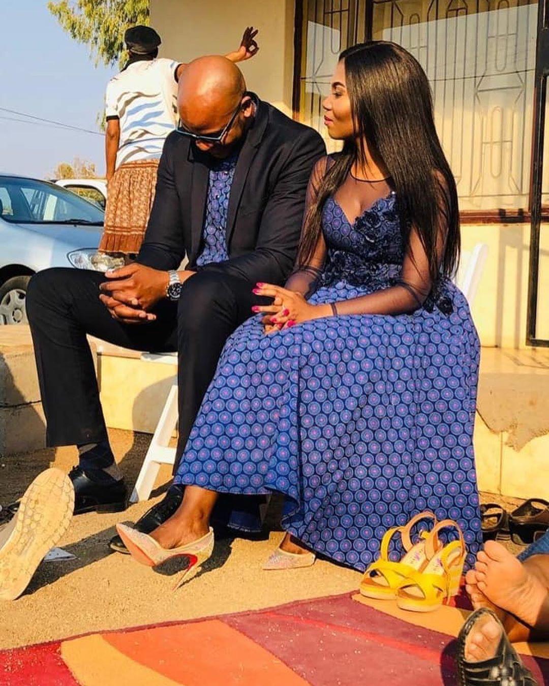 Shweshwe Traditional Skirts
