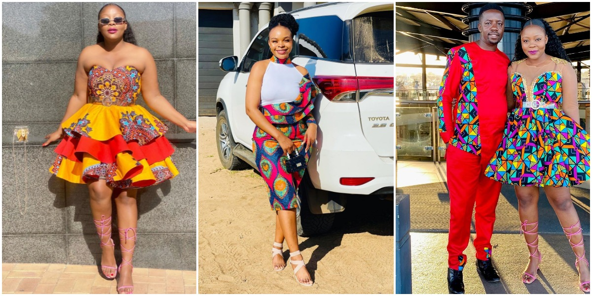 Shweshwe Traditional Dresses Designs