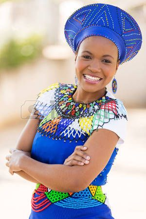Zulu traditional attires