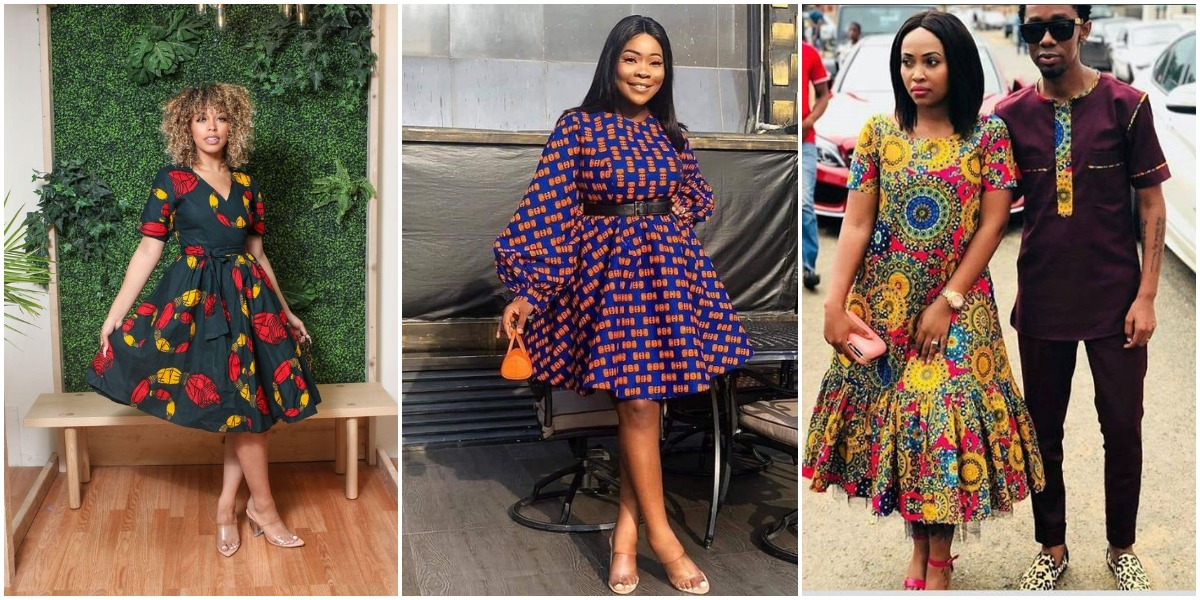 Beautiful Shweshwe Dresses For African Woman