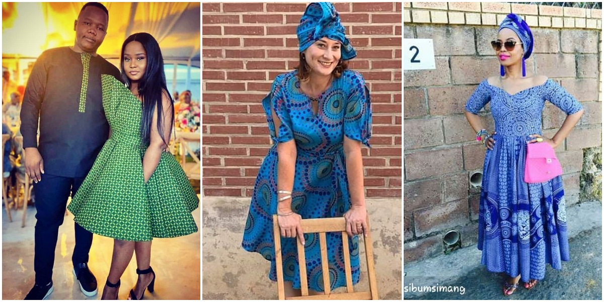 Best Shweshwe Dresses 2021