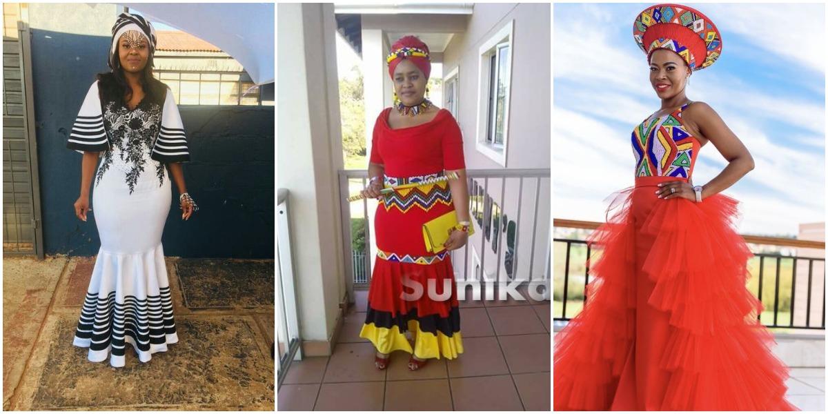 Zulu traditional attires 2021