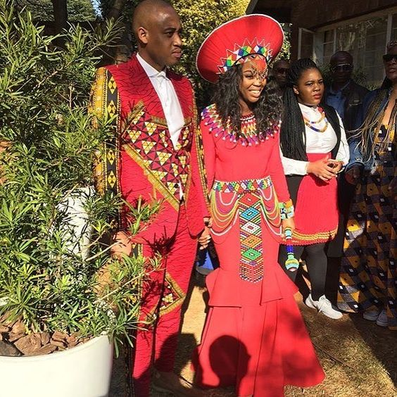 Zulu Traditional Dresses 2020