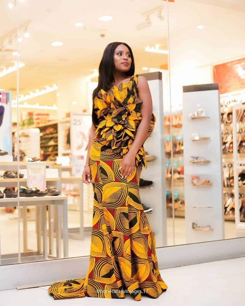 Traditional Dresses for Ankara Style 2020