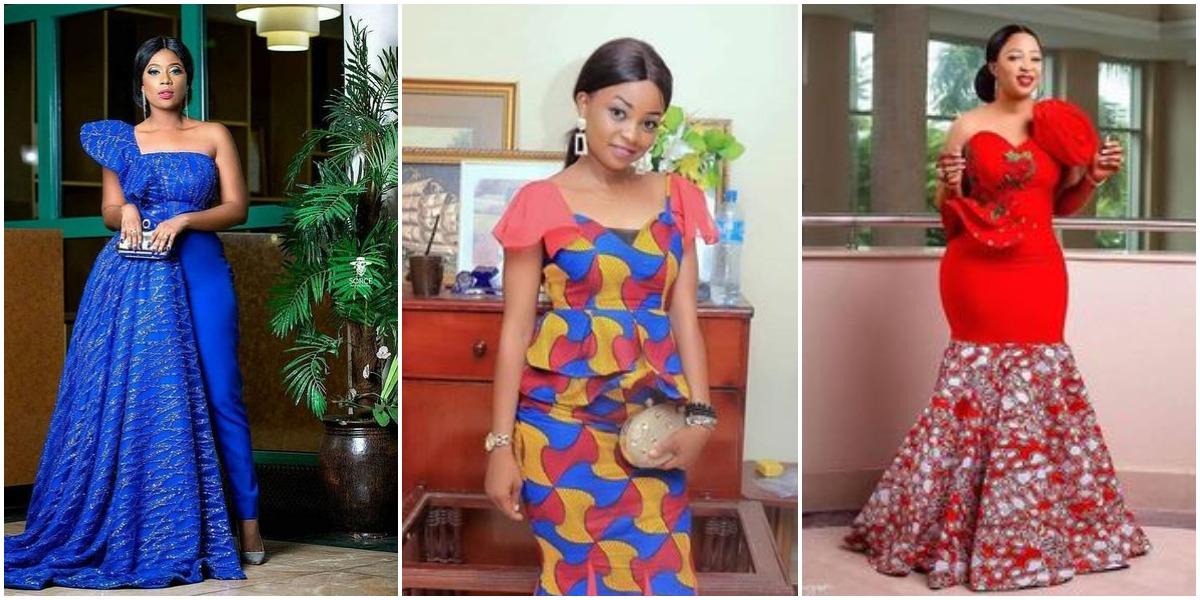 African Informal Attires For African Women