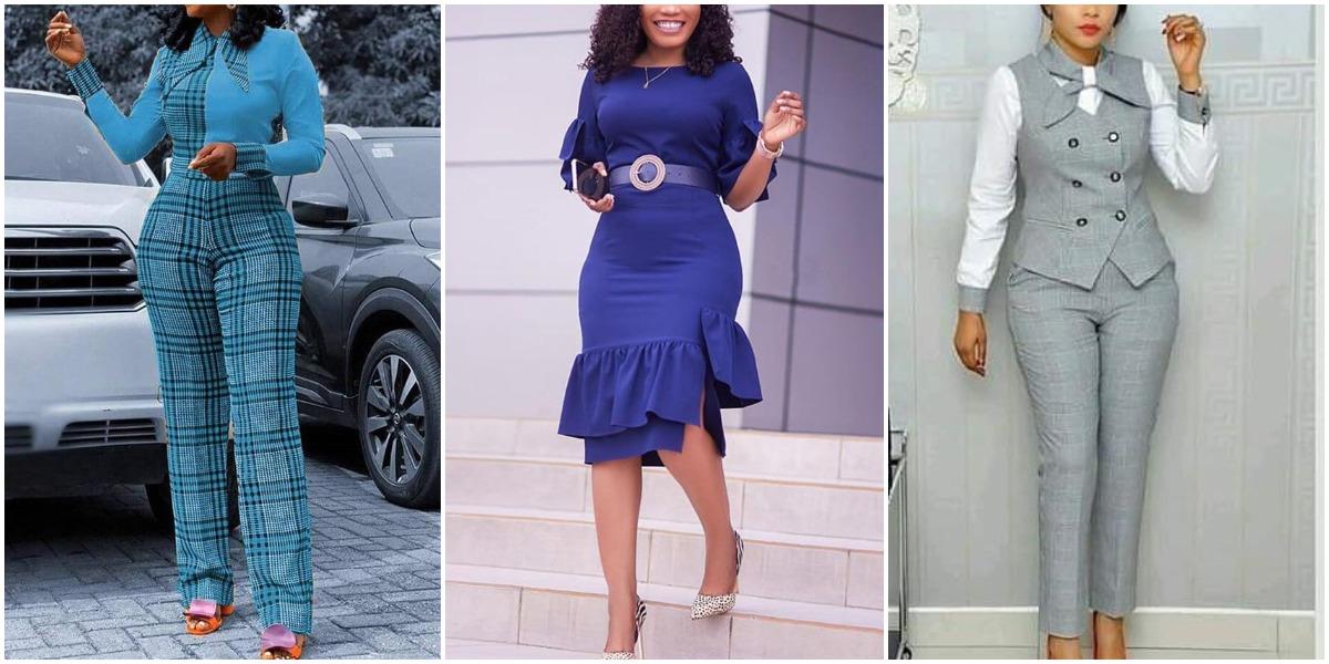 Fashion Tricks For Businesswomen African
