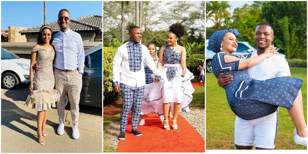 Latest Shweshwe Dress Designs 2020