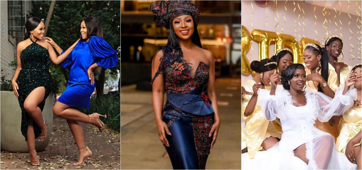LATEST TRADITIONAL WEDDING DRESSES 2021 FOR AFRICAN WOMEN'S