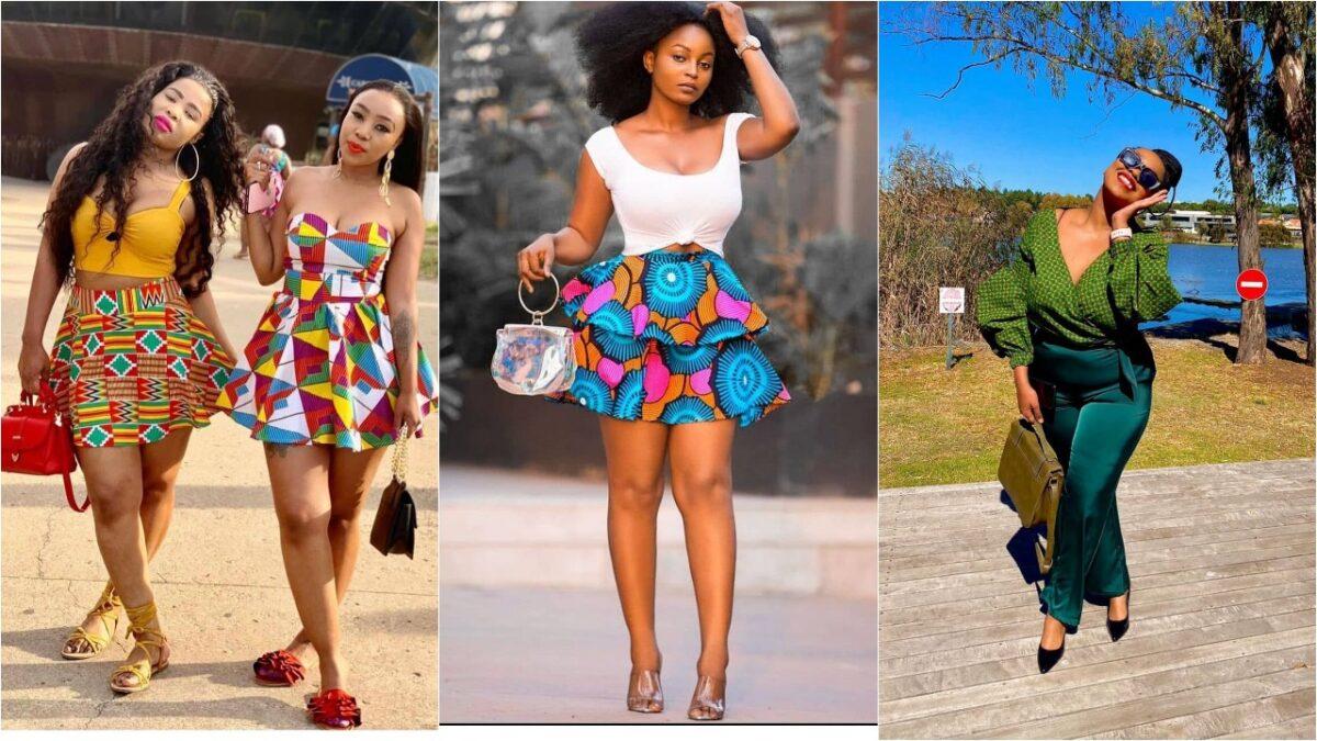 Top Shweshwe Dresses 2021