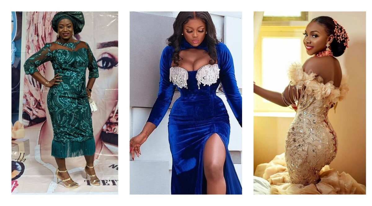 Latest Owambe Styles For Ladies 2021