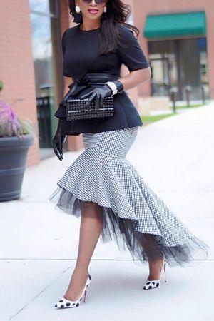 Shweshwe skirts