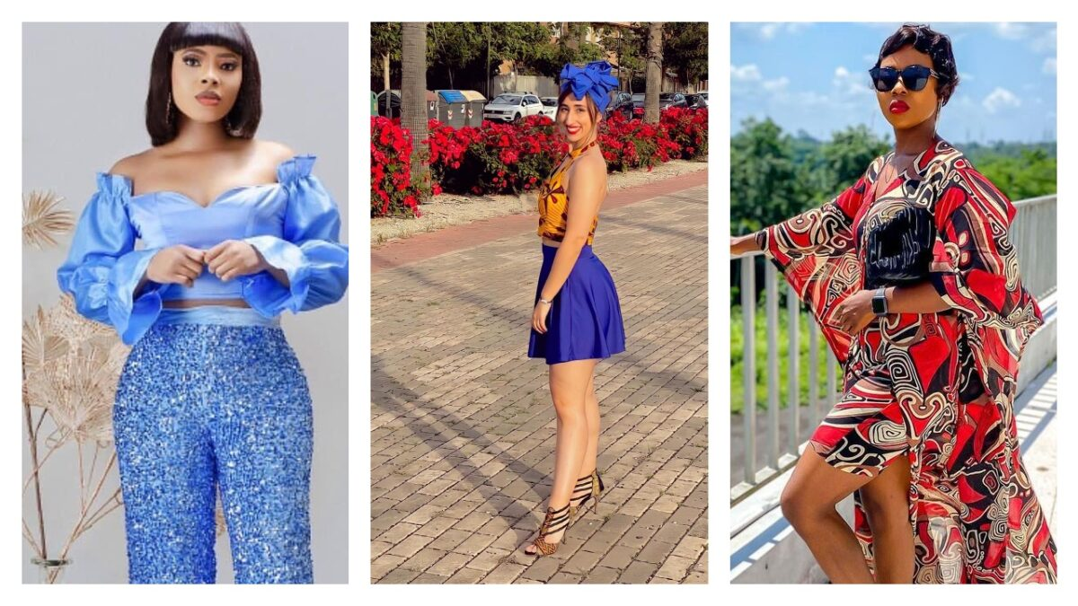 LATEST AFRICAN OUTFIT STYLES