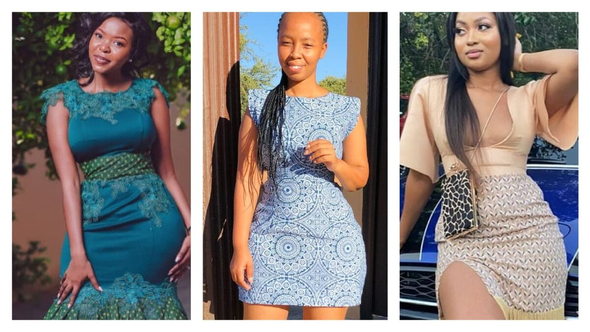 Top Shweshwe skirts for African 2021