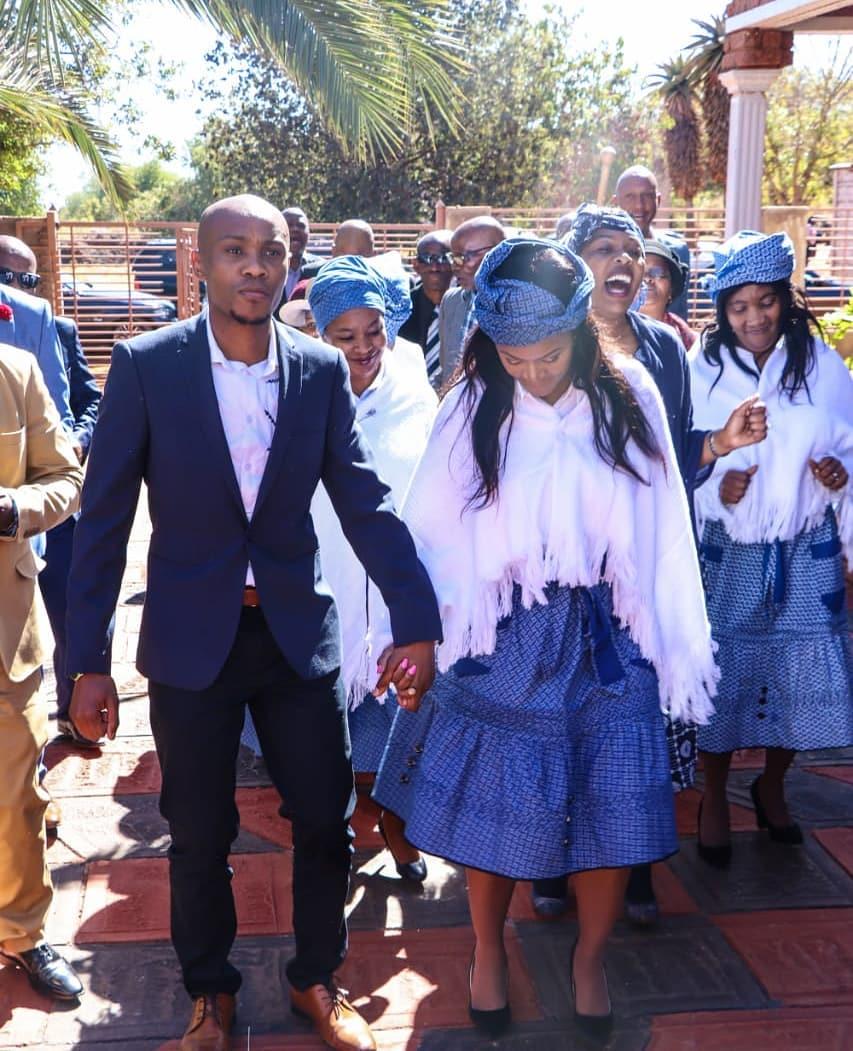 Tswana traditional dresses