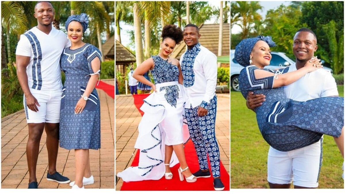 Top Tswana traditional dresses in 2021