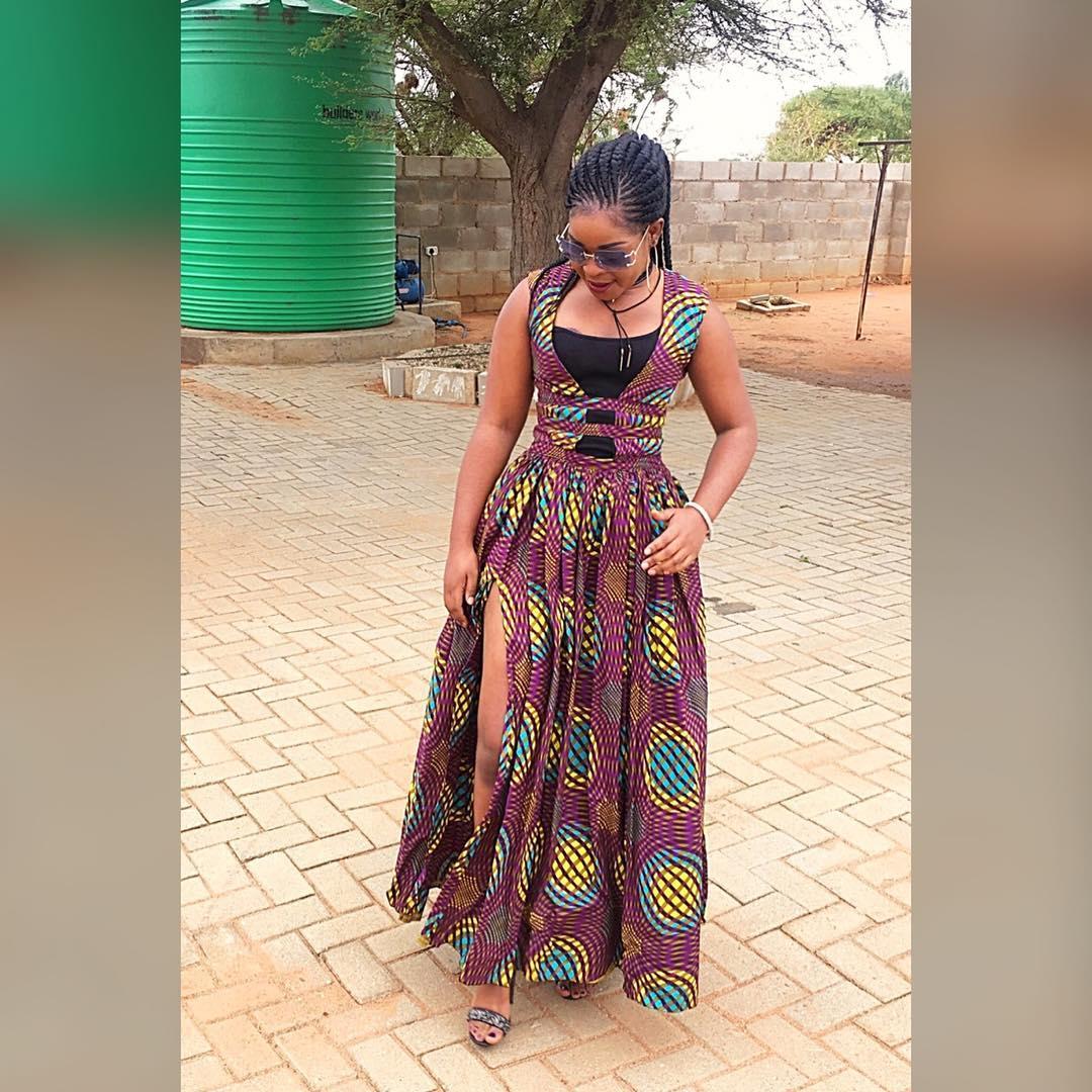 Shweshwe attire 2021