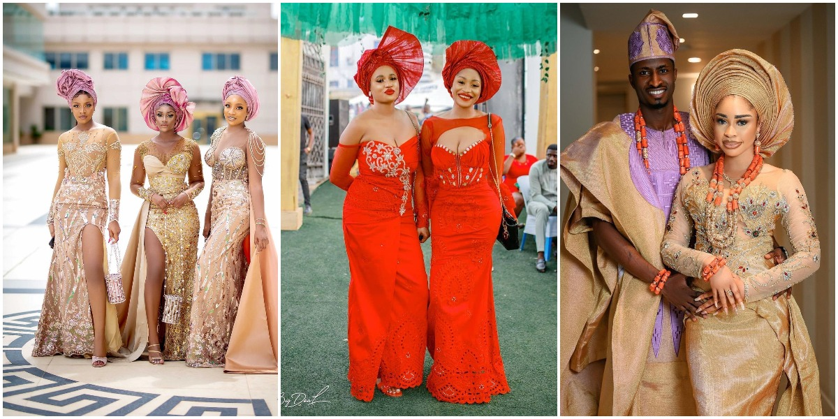 African Traditional Wedding Outfit 2021 For Ladies