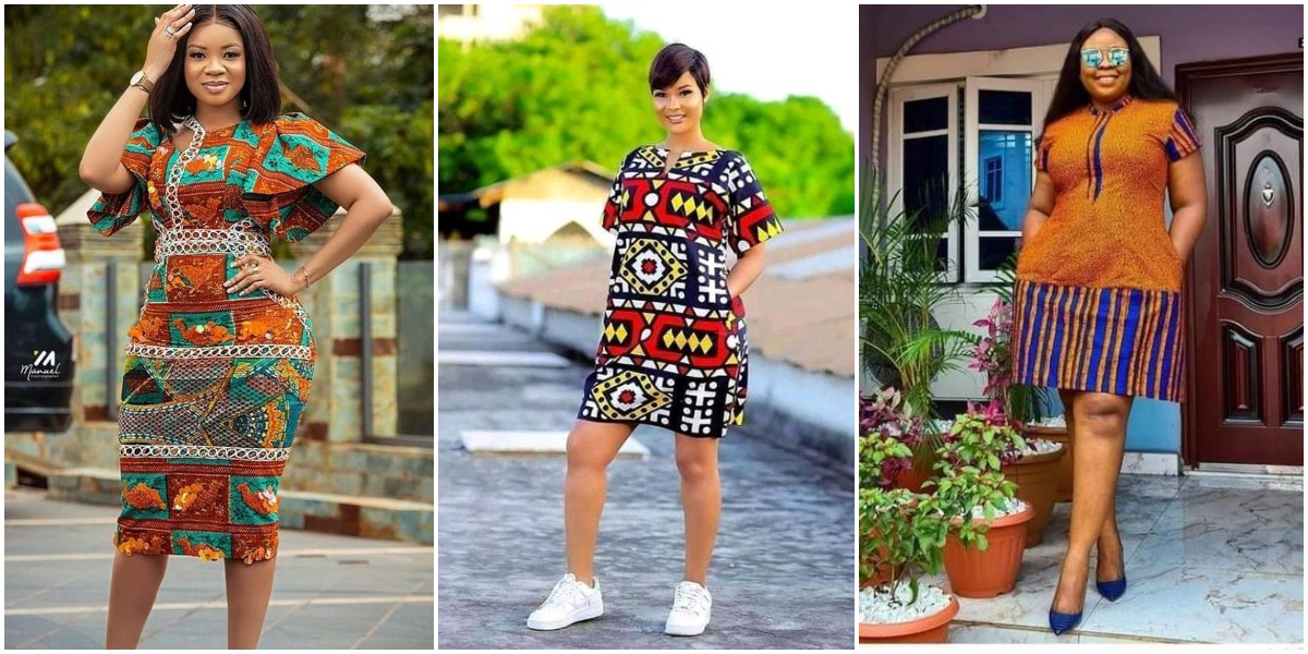 Best Ankara Dresses For Church Outfit
