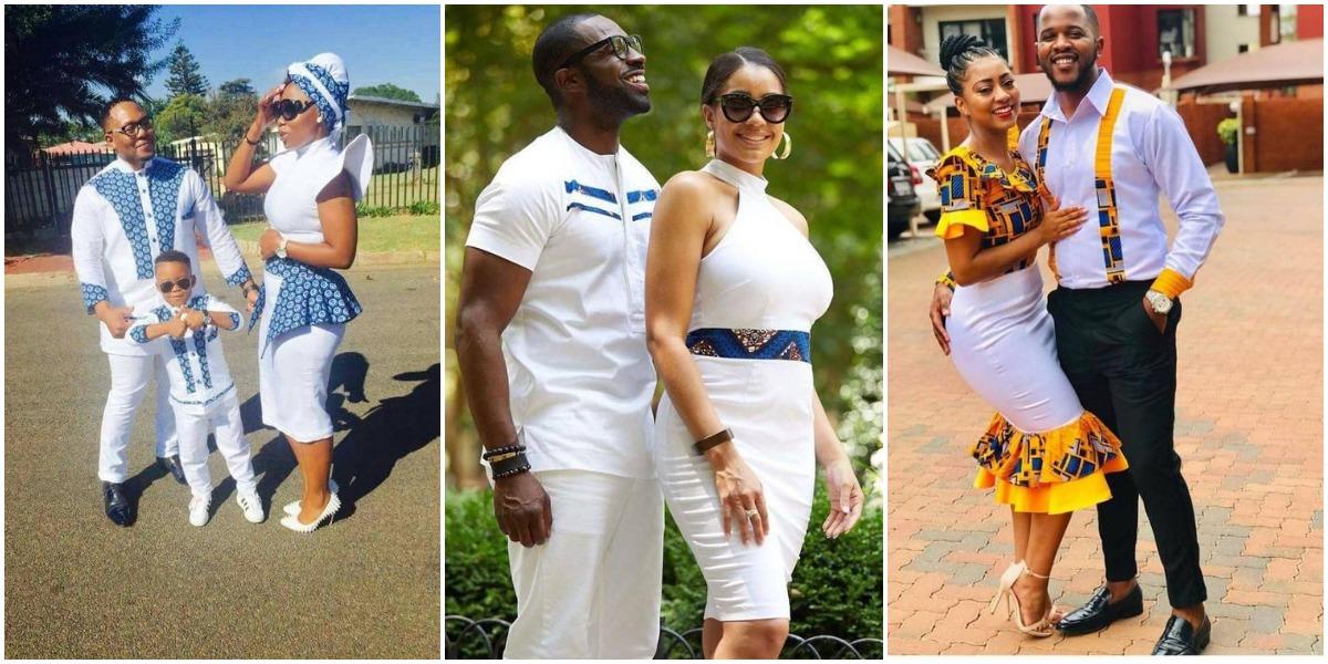 Latests Shweshwe Dresses