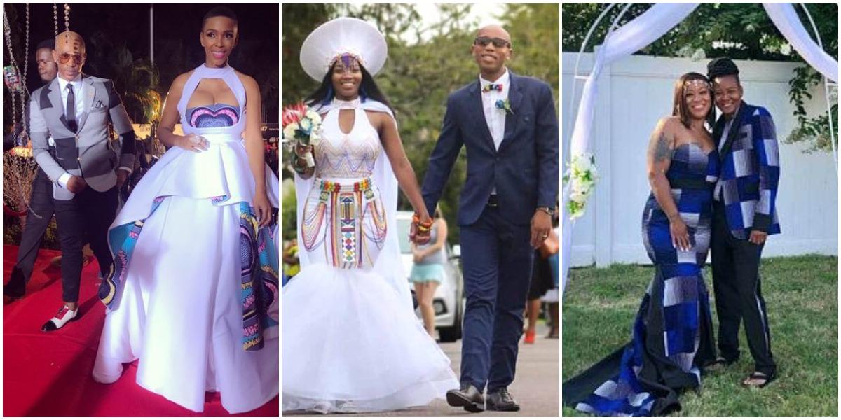 Modern Zulu Traditional Dresses 2021