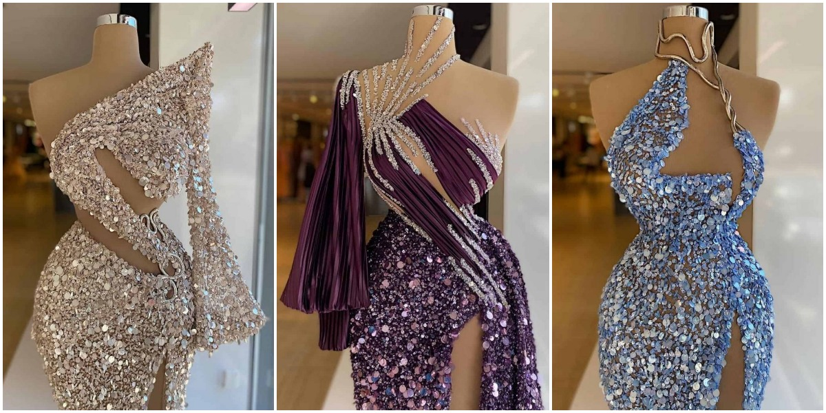 Ravishing Wedding Dresses For African Women's