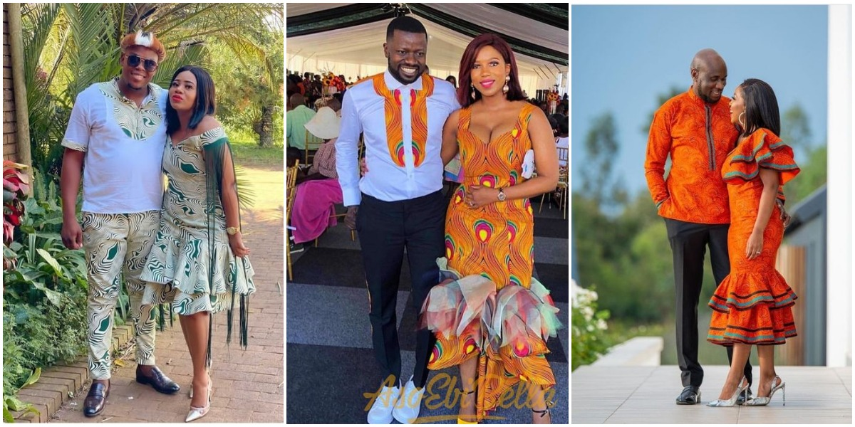 Top Trending Shweshwe Dresses For African Women's