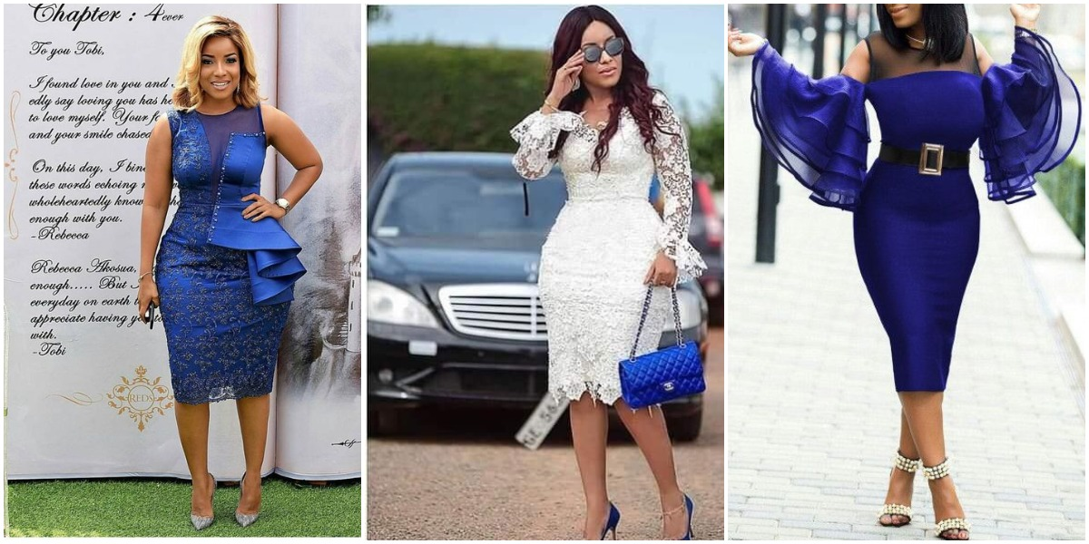 Wedding Guests Steal-worthy Looks For African Women's