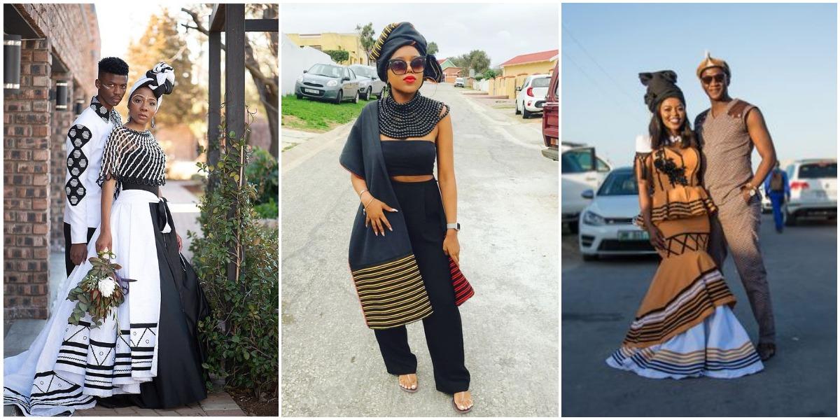Xhosa Dresses 2021