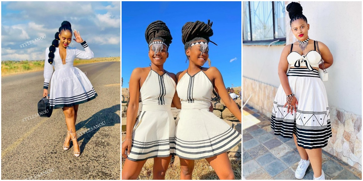 Modern Xhosa Traditional Attires and Dresses Ladies Can Choose From