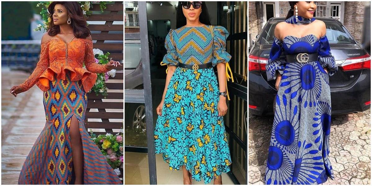 Misano Ya Vintage 2021 For African Women's