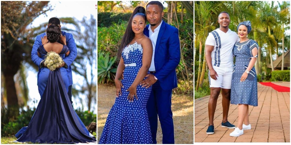 Botswana traditional attire For Wedding 2021