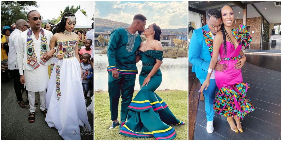 Modern Zulu Traditional Dresses For African Women