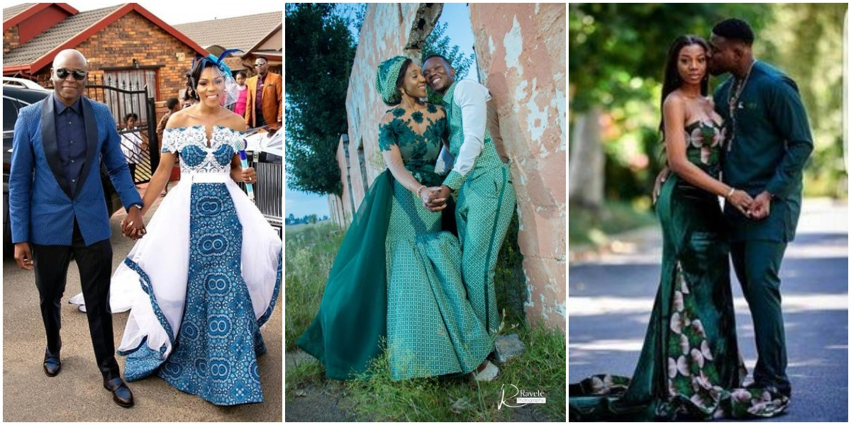 shweshwe zulu traditional dresses 2021 For African