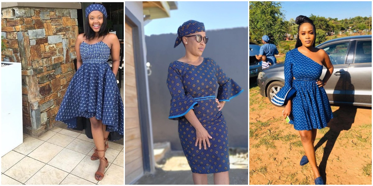 beautiful shweshwe dresses designs 2021 for ladies