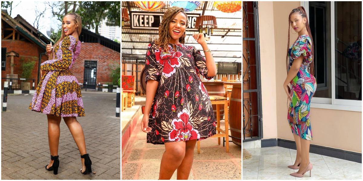 Best kitenge Dresses 2021 for African ladies